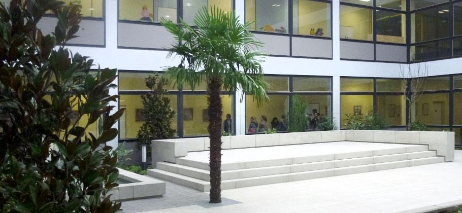 Berufsbildungszentrum in Grevenbroich